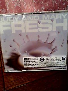 """""""FRESH""""再び…!"""